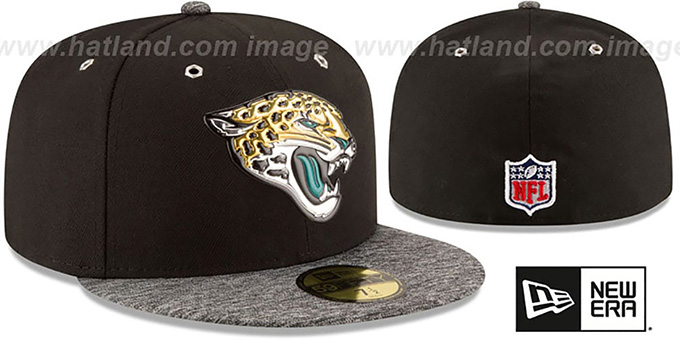 Jaguars '2016 NFL DRAFT' Fitted Hat by New Era