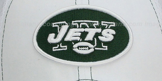 Jets 'BLITZ NEO FLEX' Hat by New Era