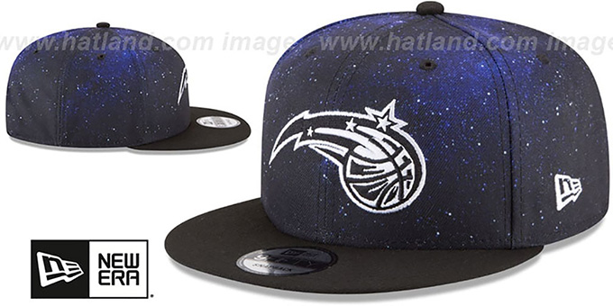 Magic 'CITY-SERIES SNAPBACK' Black Hat by New Era