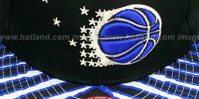 Magic 'ZUBAZ SNAPBACK' Adjustable Hat by New Era