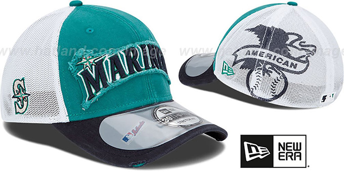 Mariners '2013 CLUBHOUSE' 39THIRTY Flex Hat by New Era