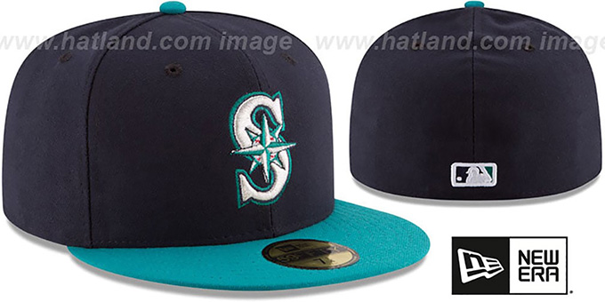 Mariners 'AC-ONFIELD ALTERNATE' Hat by New Era