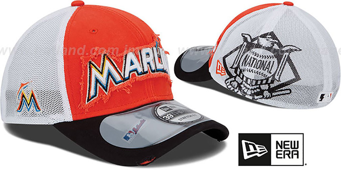 Marlins '2013 CLUBHOUSE' 39THIRTY Flex Hat by New Era