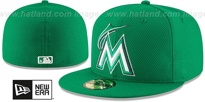 Marlins '2016 ST PATRICKS DAY' Hat by New Era