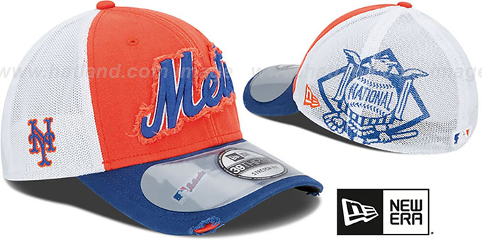 Mets '2013 CLUBHOUSE' 39THIRTY Flex Hat by New Era