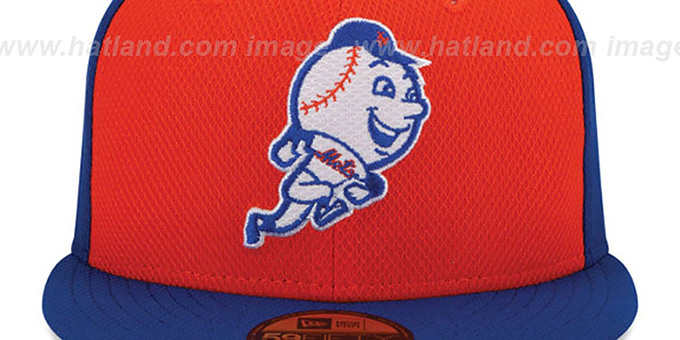 Mets '2015 GAME DIAMOND-TECH BP' Hat by New Era