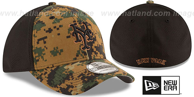 Mets 2016 MEMORIAL DAY 'STARS N STRIPES FLEX' Hat by New Era