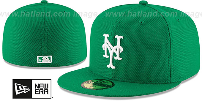 Mets '2016 ST PATRICKS DAY' Hat by New Era