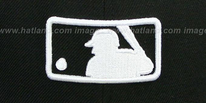 MLB UMPIRE Black Hat by New Era 1ed641202c7