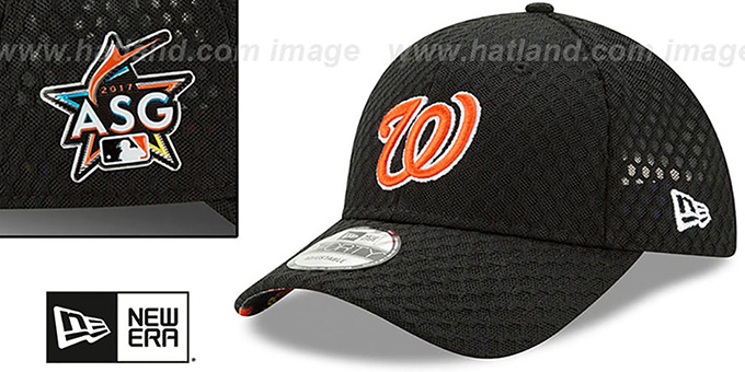 c63df852e ... Nationals '2017 MLB HOME RUN DERBY 940' Black Hat by New Era ...