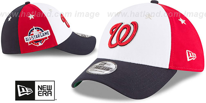 Nationals '2018 MLB ALL-STAR GAME FLEX' Hat by New Era