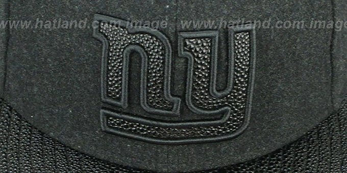 NY Giants 'MELTON STINGER STRAPBACK' Hat by New Era
