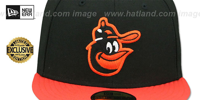 Orioles '1979-88 ROAD COOPERSTOWN' Fitted Hat by New Era