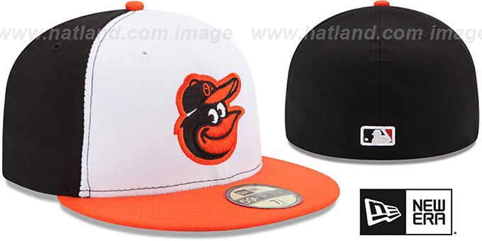 Orioles 'AC-ONFIELD HOME' Hat by New Era