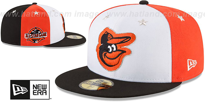 fcd08a2f758d36 ... Orioles '2018 MLB ALL-STAR GAME' Fitted Hat by New Era ...