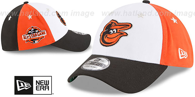 Orioles '2018 MLB ALL-STAR GAME FLEX' Hat by New Era