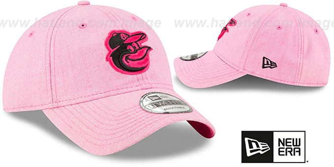 Orioles '2018 MOTHERS DAY STRAPBACK' Hat by New Era