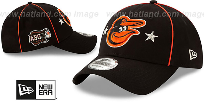 Orioles '2019 MLB ALL-STAR GAME STRAPBACK' Hat by New Era