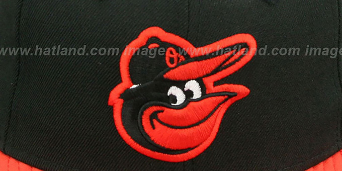 Orioles 'REPLICA ROAD SNAPBACK' Hat by New Era