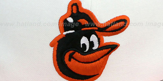 Orioles 'RIPKEN ROOKIE' Fitted Hat by New Era