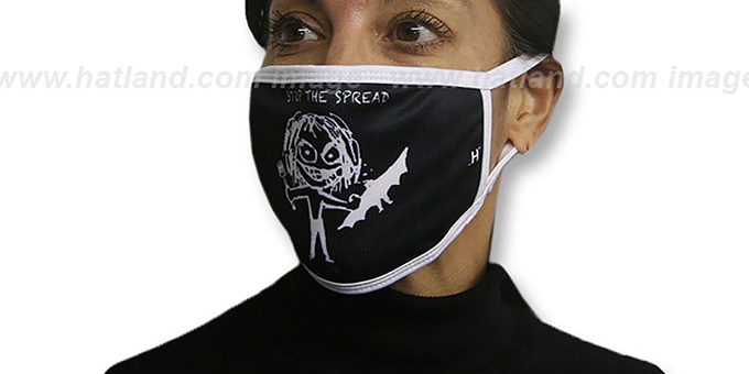 OZZIE SKETCH Washable Fashion Mask by Hatland.com