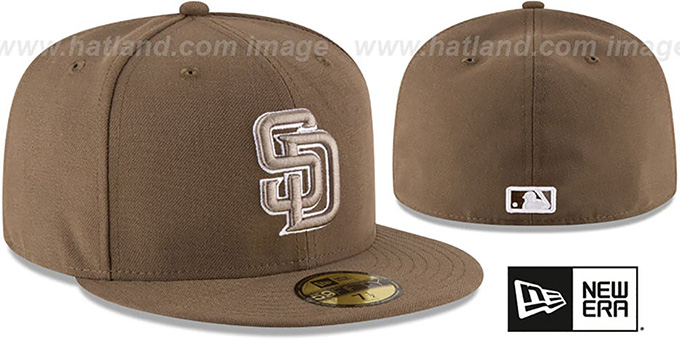 93e10d695ce San Diego Padres AC-ONFIELD ALTERNATE Hat by New Era