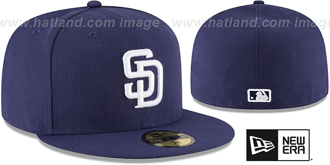 Padres 'AC-ONFIELD HOME' Hat by New Era