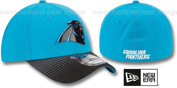 Panthers '2015 NFL DRAFT FLEX'  Hat by New Era
