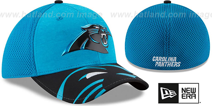 Panthers '2017 NFL ONSTAGE FLEX' Hat by New Era