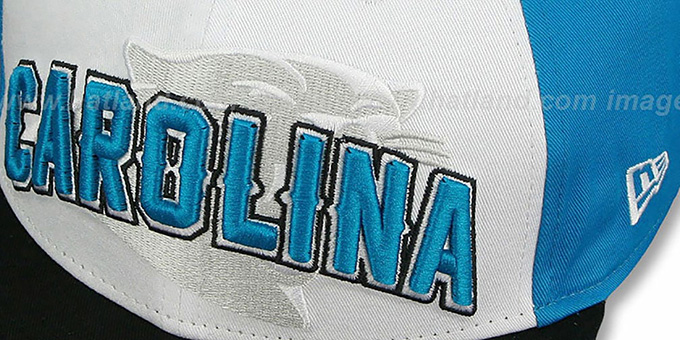 Panthers 'NFL ONFIELD DRAFT SNAPBACK' Hat by New Era