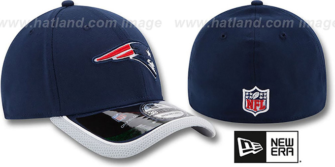 Patriots '2014 NFL STADIUM FLEX' Navy Hat by New Era