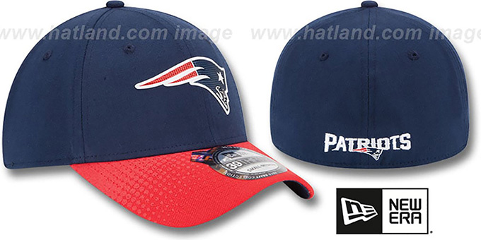 Patriots '2015 NFL DRAFT FLEX'  Hat by New Era