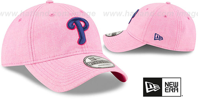 Phillies '2018 MOTHERS DAY STRAPBACK' Hat by New Era