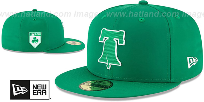 Phillies 2018 'ST PATRICKS DAY' Hat by New Era