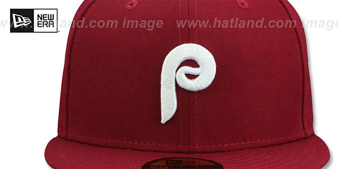 Phillies '1981 SCHMIDT' Hat by New Era