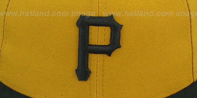 47b4c124500 ... Pirates  2013 POSTSEASON  ALTERNATE-2 Hat by New Era ...