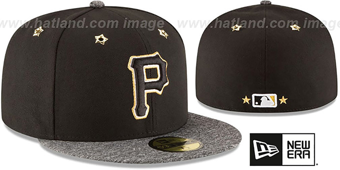 quality design 68566 2f15f ... Pirates  2016 MLB ALL-STAR GAME  Fitted Hat by New Era ...