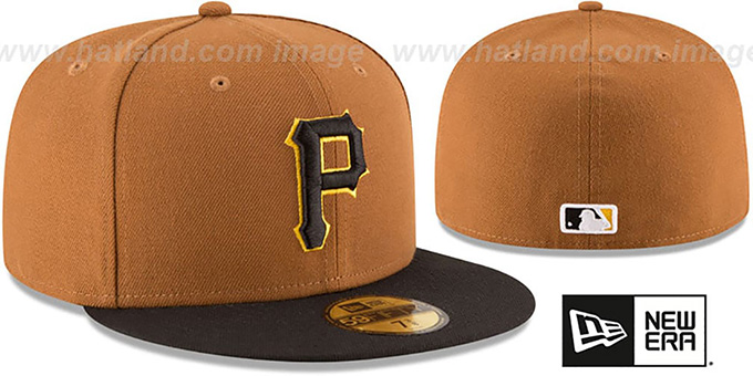 Pirates '2017 ONFIELD ALTERNATE-3' Hat by New Era