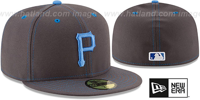 Pirates 'FATHERS DAY' Fitted Hat by New Era
