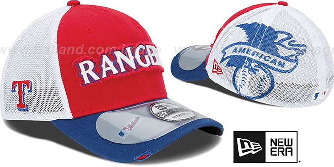 Rangers '2013 CLUBHOUSE' 39THIRTY Flex Hat by New Era