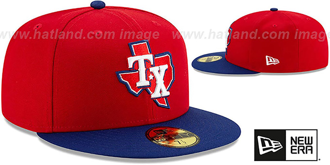 Rangers 'AC-ONFIELD ALTERNATE-3' Hat by New Era