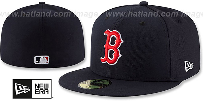 Red Sox 2016 'PLAYOFF GAME' Hat by New Era