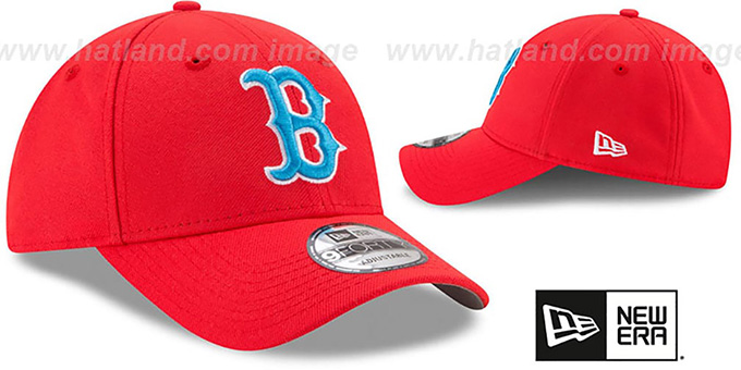 Red Sox '2017 LITTLE-LEAGUE 940 SNAPBACK' Red Hat by New Era