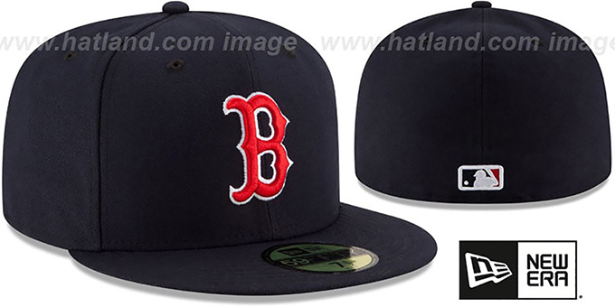 Red Sox 'AC-ONFIELD GAME' Hat by New Era