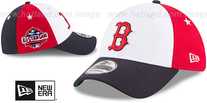 Red Sox '2018 MLB ALL-STAR GAME FLEX' Hat by New Era