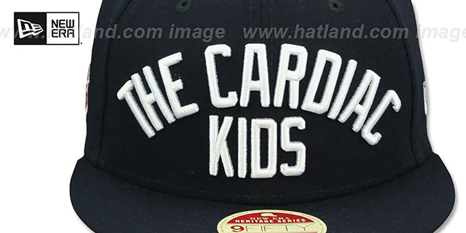 Red Sox 'CARDIAC KIDS CALLOUT SNAPBACK' Hat by New Era