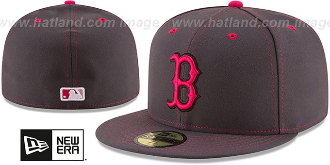 Red Sox 'MOTHERS DAY' Fitted Hat by New Era