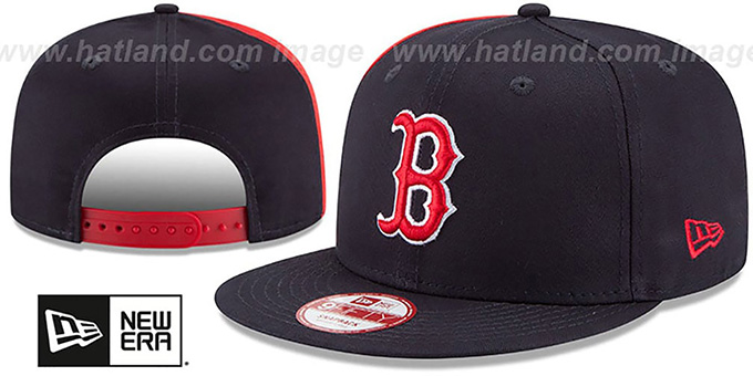 Red Sox 'PANEL PRIDE SNAPBACK' Hat by New Era