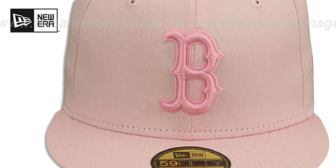Red Sox 'PINKOUT' Fitted Hat by New Era