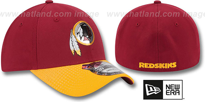 Redskins '2015 NFL DRAFT FLEX' Hat by New Era
